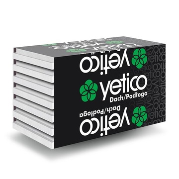 Styropian posadzkowy YETICO - Podłoga Dach PREMIUM