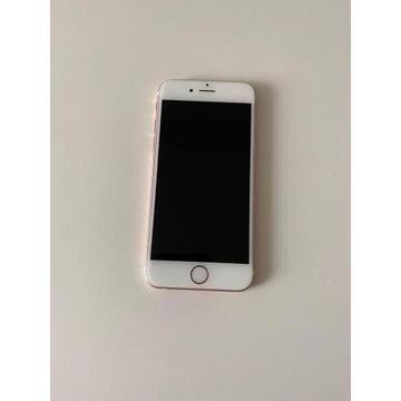 IPHONE 6s (RoseGold 128GB) + 6 etui i folia GRATIS