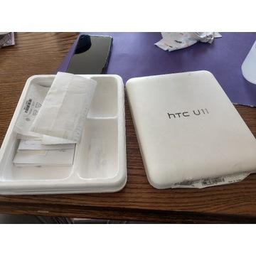 HTC U11 64 GB dual sim Sapphire Black