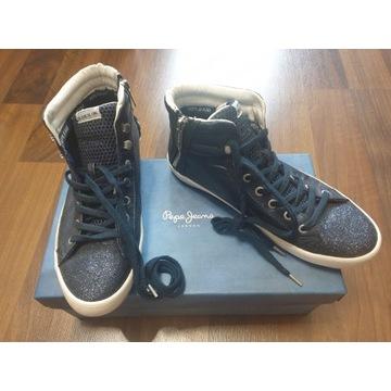 Sneakersy PEPE JEANS London r. 41
