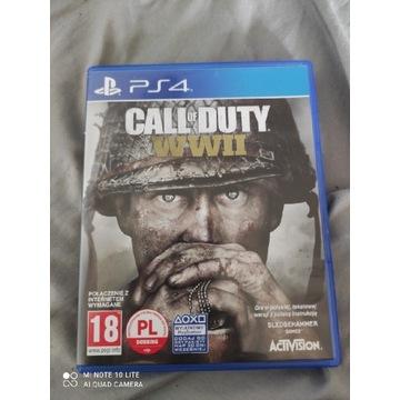 Call od Duty WWII na PS 4