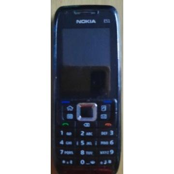 Nokia E51 uszkodzona