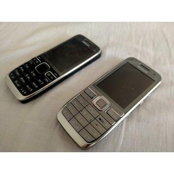 Nokia E52 2 szt plus czesci