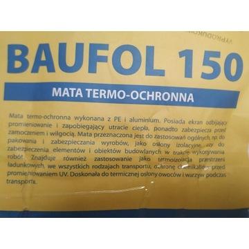 Matatermoizolacyjna BAUFOL 150 90m2
