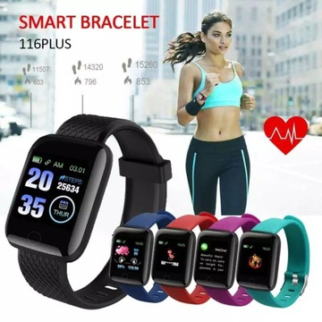 Smart Band Smart watch 116 plus + gratis