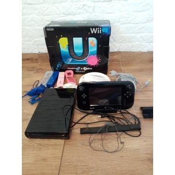 Konsola Nintendo Wii U 32gb +osprzęt