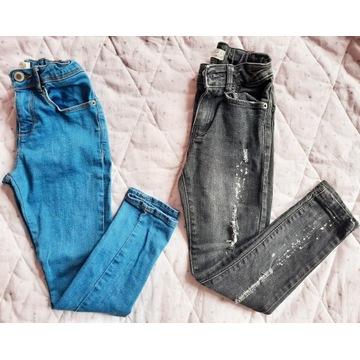 ZARA jeansy 116