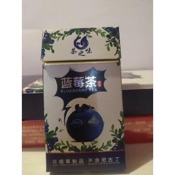 Papierosy ziołowe-JAGODA- bez tytoniu