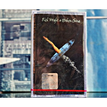 Rick Wright - Broken China, Pink Floyd, kaseta, fo