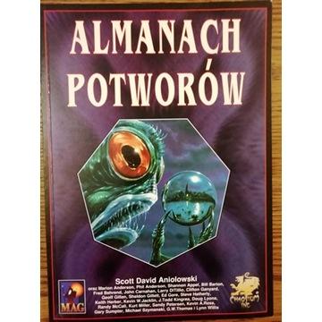 Zew cthulhu Almanach potworow