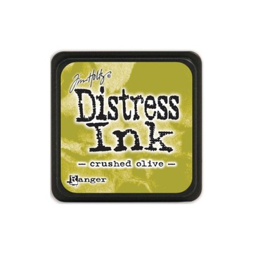 Distress Ink - tusz - Crushed Olive