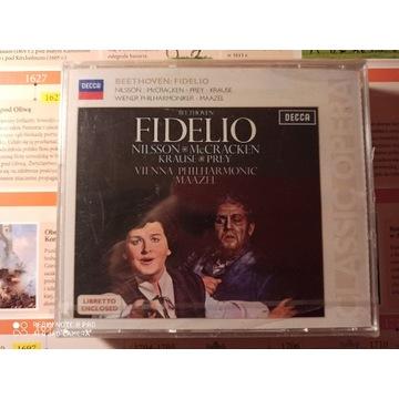 BEETHOVEN Fidelio Maazal Decca Nowa