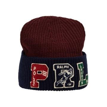 RALPH LAUREN czapka 8-20