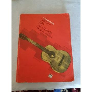 J. Powroźniak, Szkoła gry na gitarze