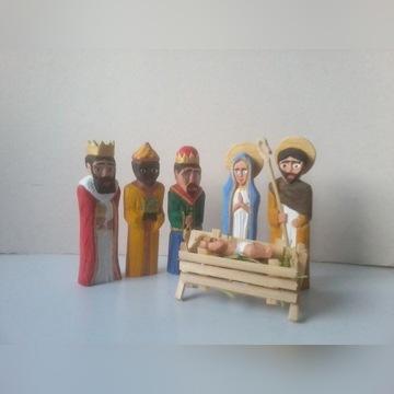 Święta Rodzina i Trzej Królowie