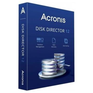 Acronis Disk Director 12.5 1 PC PL KOD