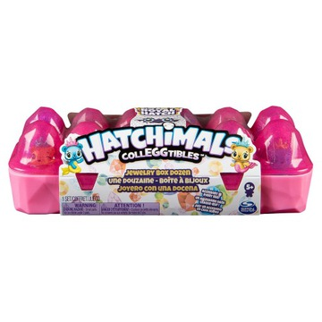 HATCHIMALS FIGURKI JAJKA 12PAK ROYAL HATCH 6047215