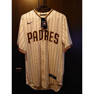 Oryginalna koszulka San Diego Padres rozm. S
