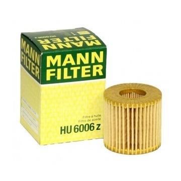Filtr oleju Mann Filter HU 6006 z