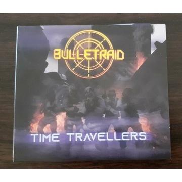 Bulletraid - Time Travellers CD digi. Heavy power