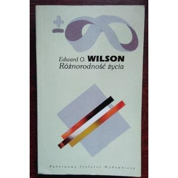 Edward O. Wilson - Różnorodność Życia
