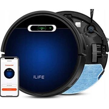 Robot sprzątający iLife B5 MAX z mopowaniem wibrac