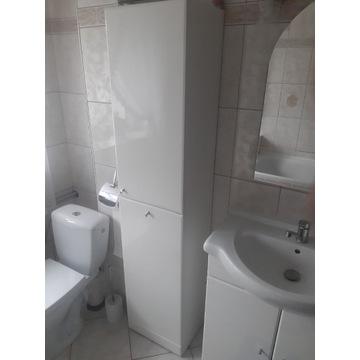 szafka łazienkowa wysoka