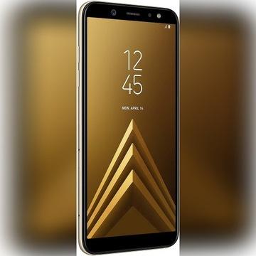 NOWY Samsung A6 Gold 32GB Gwarancja