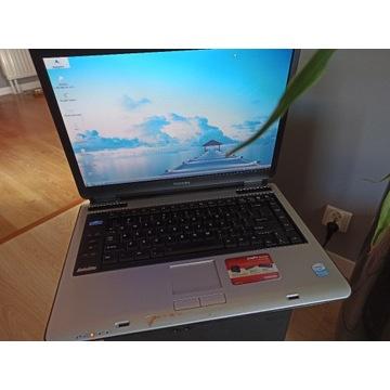 Laptop Toshiba Satelite A135