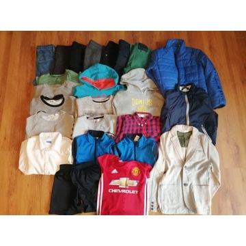 Zestaw ubrań dla chłopca 134-140