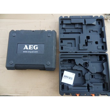 Nowa walizka na wkrętarkę AEG
