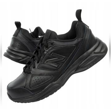 New Balance buty męskie treningowe, sport r. 46,5,