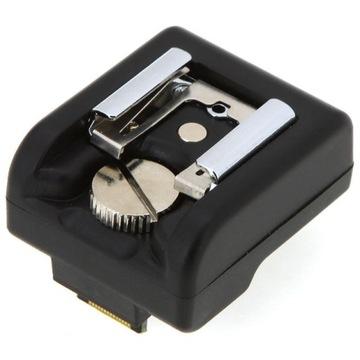 Gorąca stopka - adapter ISO dla Sony NEX