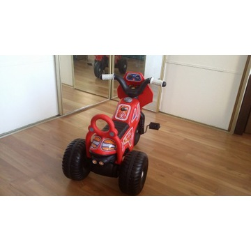 Rower-Motor zabawka