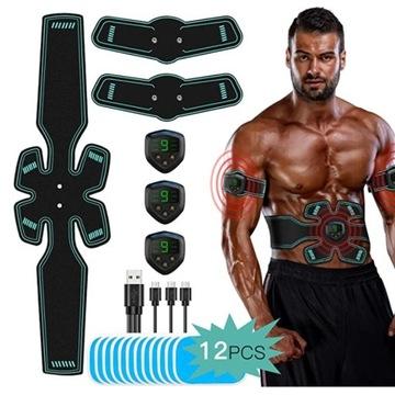 rządzenie do stymulacji mięśni, elektrostymulacja
