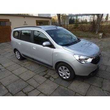 Dacia Lodgy, rok 2016, garażowany, 1 właściciel