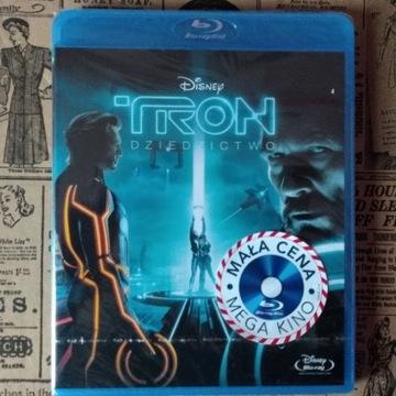 Tron Dziedzictwo Blu-Ray