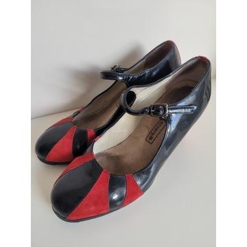 Profesjonalne buty do flamenco Begona Cervera