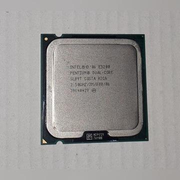 Procesor Intel Core 2 Duo E5200