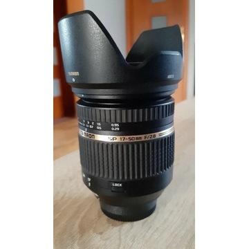 Tamron SP 17-50 mm F2.8 Di II.Stan idealny.Okazja