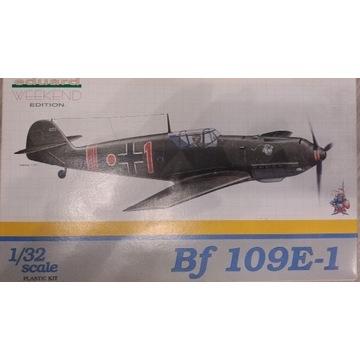Messerschmitt Bf 109 E1 EDUARD 1/32 (3401) BCM!