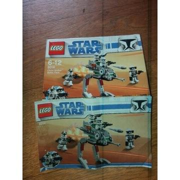 Lego Star Wars  8014 Clone Walker Battle