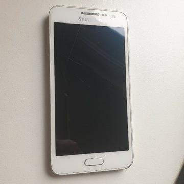 Samsung Galaxy A3 SM-A300FU Biały