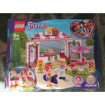 LEGO FRIENDS Parkowa kawiarnia w Heartlake 41426