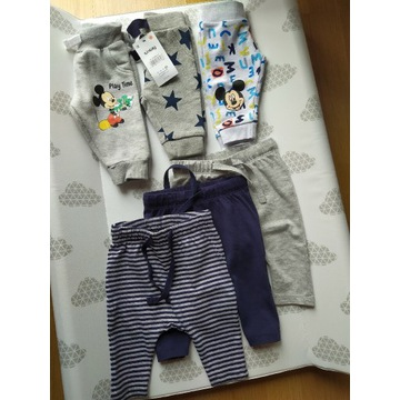 Paczka ubrań dla chłopca 56