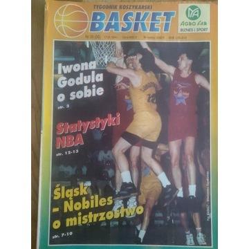 Tygodnik Koszykarski BASKET nr 20 (30) 17.05.1994