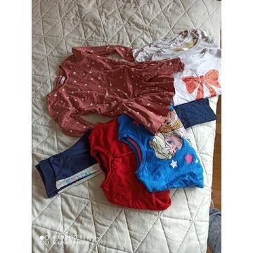 Ubranka dla dziewczynki, 116