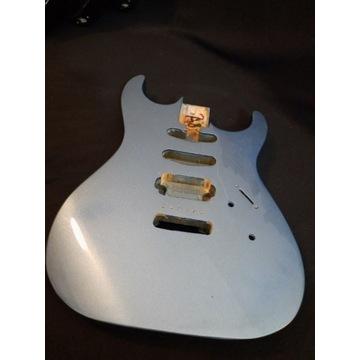 Korpus gitary elektrycznej / gitara elektryczna A8