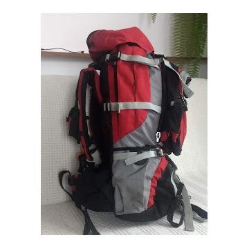 Plecak Trekingowy 60l+15l