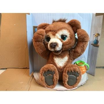 Miś niedźwiadek cubby interkatywny furreal